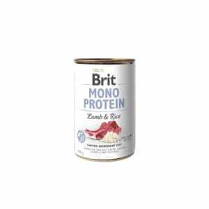Våtfoder med protein