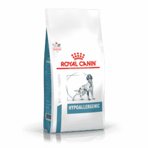Hundfoder för allergi
