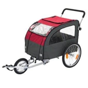 joggingvagn hund
